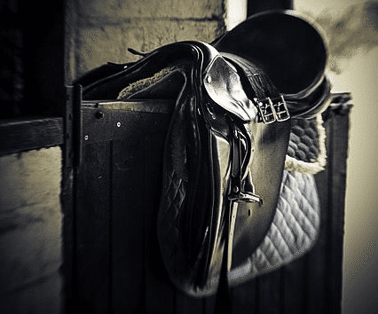 Horse tips and tricks for tack - saddle
